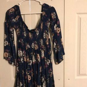 Torrid Off the Shoulder dress